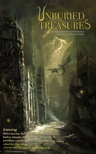unburied-treasures-an-illustrated-anthology-of-speculative-fiction-english-edition