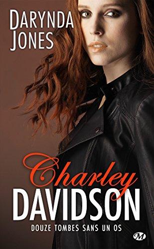Douze tombes sans un os: Charley Davidson, T12