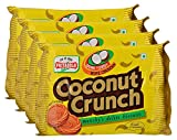 #9: Priyagold Biscuits - Coconut Crunch, 300g Pack Of 4 pc
