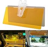 #10: Techsun HD Vision Visor Car Anti-Glare Dazzling Mirror Day Night Driving Mirror Sun Visors