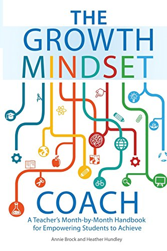 The Growth Mindset Coach Cover Image