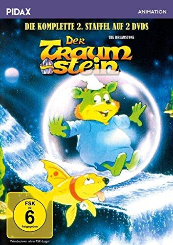 Bild von Der Traumstein, Staffel 2 (The Dreamstone) / Weitere 13 Folgen der Fantasy-Zeichentrickserie (Pidax Animation) [2 DVDs]