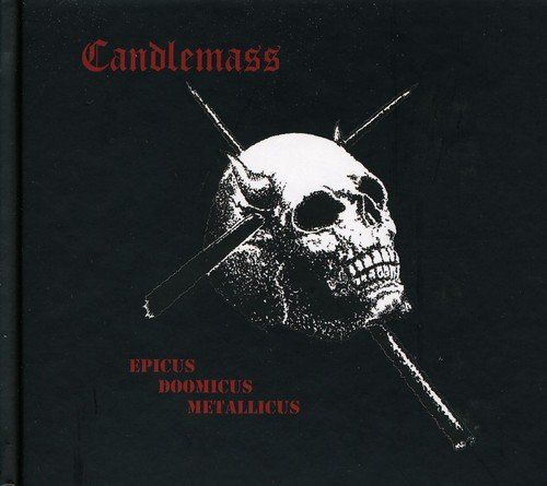 Candlemass: Epicus Doomicus Metallicus: 25th Anniversary (Audio CD)