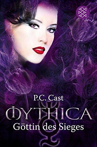 Buchcover Göttin des Sieges (Mythica)