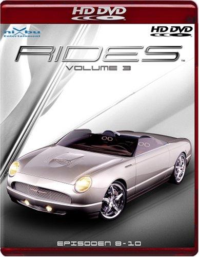 Vol. 3 / Episoden 08-10  (engl.) [HD DVD]