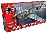 Airfix A02029A - Modellbausatz Messerschmitt Bf109G-6