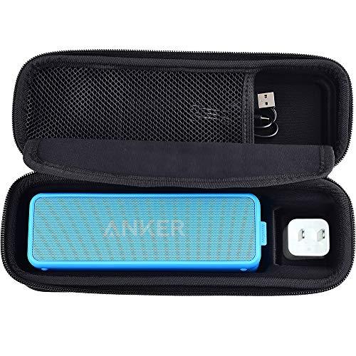 Hart Reise Tasche Hülle Case für Anker SoundCore & SoundCore 2 & Soundcore Motion B Bluetooth Lautsprecher