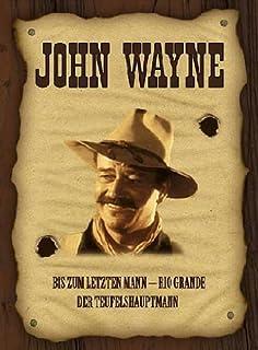 John Wayne: Western Edition (Bis zum letzten Mann / Rio Grande / Der Teufelshauptmann) [3 DVDs]