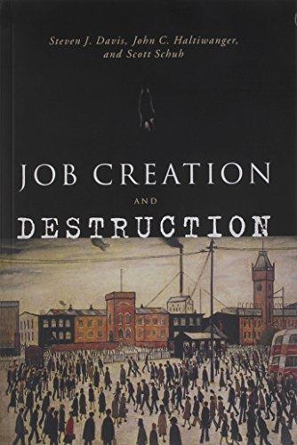 Preisvergleich Produktbild Job Creation and Destruction