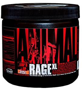 Universal Nutrition Animal Rage Xl - 30 Servings (Mango Unchained)