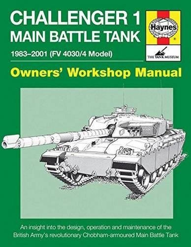Challenger 1 Main Battle Tank: from 1983 to 2000 Model