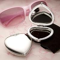 Heart Shaped Compact Mirror Favors (10) by Fashioncraft preisvergleich bei billige-tabletten.eu