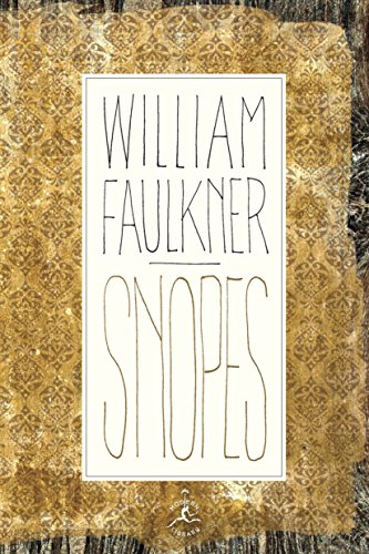 Snopes, the Hamlet, the Town, the Mansion (Modern Library) por H.B. Faulkner