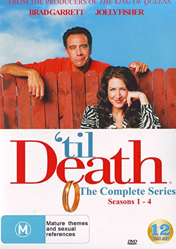Til Death - The Complete Series (Season 1-4)