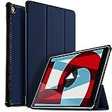 """ELTD Coque Housse Étui pour Huawei MediaPad M5 10.8, Lightweight Flip Smart Cover Housse Etui Cuir Coque avec Support pour Huawei MediaPad M5 10"""" Pro / M5 10"""" 2018 Tablette, Bleu"""