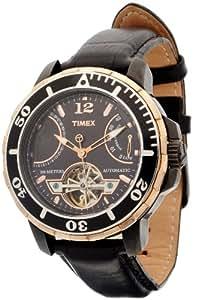 Timex E Class Analog Black Dial Men's Watch - T2M931