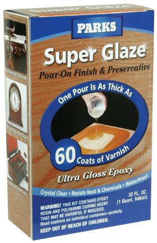 rust-oleum-241352-parks-super-glaze-ultra-crystal-pour-on-epoxy-finish-kit-clear-gloss