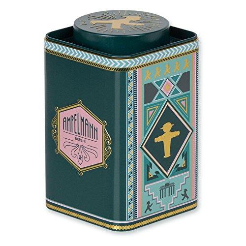 Ampelmann Vorratsdose 'Lagerist Gatsby Style' Aufbewahrungsdose, Material: lackiertes Weißblech,...