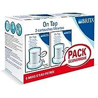 BRITA, Cartouche Filtrante pour On Tap - Pack 2
