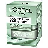 L'Oréal Paris - Masque Purifiant Pour Le Visage - Argile Pure - 50 ml
