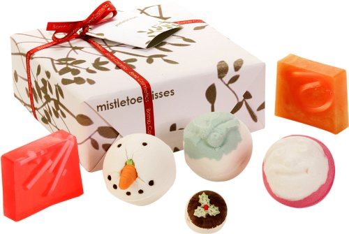 Bomb Cosmetics Mistletoe Kiss Ha...