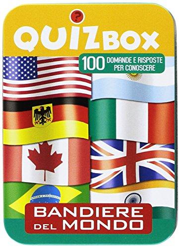 Bandiere del mondo. 100 domande e risposte per conoscere. Ediz. illustrata
