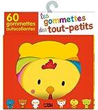 Les Gommettes des Bébés : les Animaux Doudous - De 18 mois à 3 ans