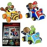 Nintendo Super Mario - Mario Kart mit Rueckzugmotor