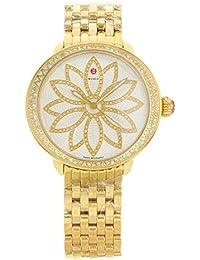 Michele Serein MWW21A000056 Gold Tone Stainless Steel Quartz Ladies Watch