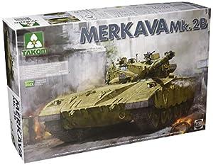 Takom TAK20801: 35Tanque de Batalla Principal israelí Merkava MK.2B