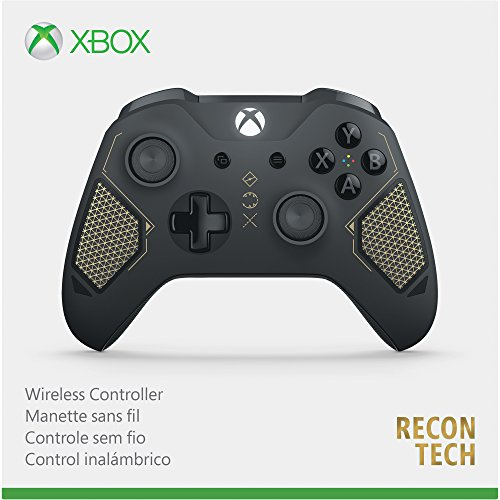 Microsoft Xbox Wireless Controller Recon Tech Special Edition - Spiele-Controller