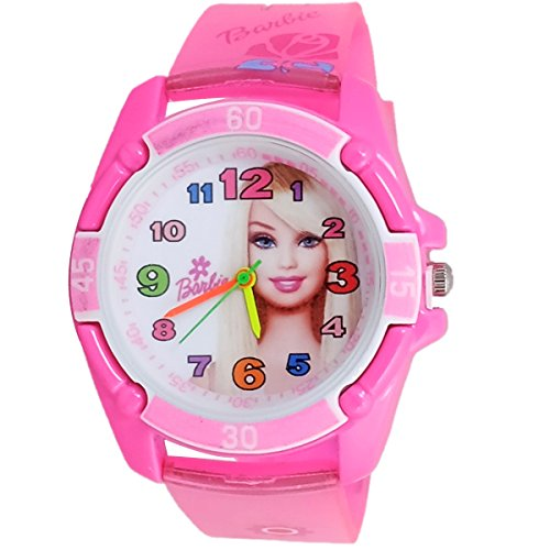 Super Drool SD0155_WT_FUSIABB  Analog Watch For Girls