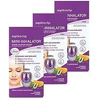 aspUraclip Mini-Inhalator relax (3er Pack) preisvergleich bei billige-tabletten.eu