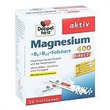 Doppelherz Magnesium + B Vitamine Direkt Pellets 2
