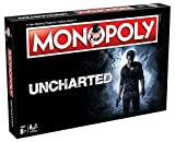 Winning Moves Uncharted Monopoly Spiel (englische Version)