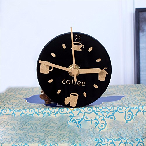 Salón Cocina nevera gancho magnético Mensaje Message Stick reloj reloj de pared...