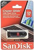SanDisk 128GB Cruzer Glide 128GB USB 2.0Type schwarz, rot USB Flash Drive