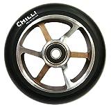 Chilli Rad Choco/Aluminium/Schwarz 110mm