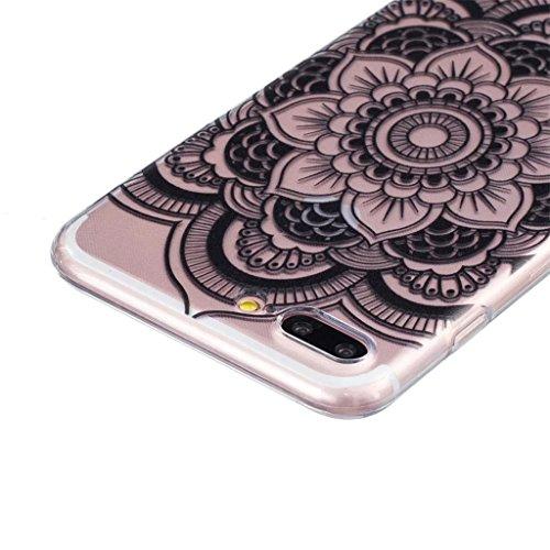 "MYTHOLLOGY iPhone 7 Plus Coque - SEUL 5.5"" iPhone 7 Plus Coque Silicone Etui Housse Cover - TTH HSDH"