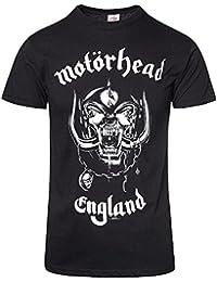 Motorhead England T-Shirt Motorhead T-Shirt Motörhead–Official Merchandise