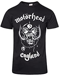 Motorhead England T-SHIRT- Men's Tie