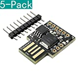 YOUMILE 5er Pack Digispark Kickstarter ATTINY85 Micro-USB-Entwicklungsboard für Arduino