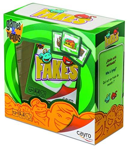 Cayro - Fakes, juego de mesa (7005)