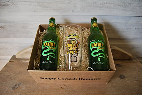 Classic Rattler Cider Gift Box In A Standard Carton
