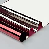 HOHO 152cmx50cm Solar Reflective Window Tint Mirror Privacy - Best Reviews Guide