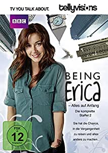 Being Erica - Alles auf Anfang (Die komplette Staffel 2) [3 DVDs]