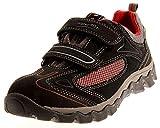 Superfit Klettschuhe Halbschuhe Sneaker Jungen schwarz Gore-Tex 0-00480 EU 38