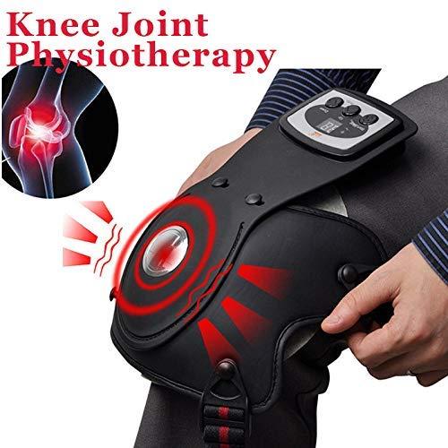 Joint Komfort Und Gesundheit (Gesundheit Kniemassagegerät Elektrische Schulter Arm Joint Vibration Heizung Massagegerät Stress Schmerzlinderung Physiotherapie Massage Maschine)