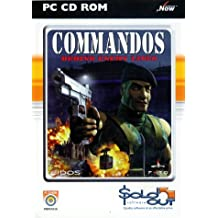 Commandos: Behind Enemy Lines (DVD Packaging) by Sold Out Software