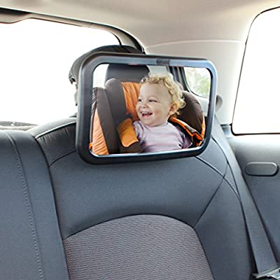 Hardcastle Adjustable Wide View Car Safety Mirror